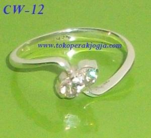 cincin perak wanita, cincin perak permpuan