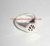 cincin stemple, cincin nama, cincin kesatuan, cincin logo
