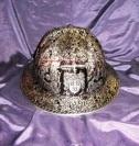 helm ukir, helm tatah, helm alumunium, kerajinan helm kotagede, helm perak, pengrajin helm kotagede, model helm ukir, model helm tatah, hard hat