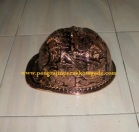 helm pt freeport, Helm ukir perak, helm ukir, helm tatah, pengrajin helm ukir kotagede, toko helm perak, helm ukir silver, helm tembaga, helm kuningan, helm alumunium, engraved hard hat, engraved hard hat for sale, engraved aluminum hard hat, brass hard hats, copper hard hats, engraved silver hard hat, personalized hard hats, carved hard hat, Carved helmet, hand carved hard hats, engraved hard hats indonesia, Silver carving helmet, custom hard hat